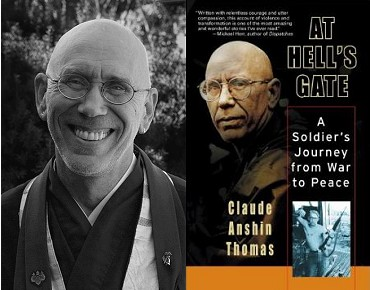 Finding Peace in a World Conditioned to Violence' A PUBLIC TALK BY CLAUDE ANSHIN THOMAS